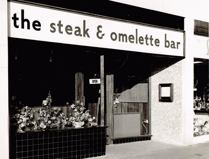News Steak And Omelette